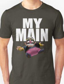 My Main - Wario Unisex T-Shirt
