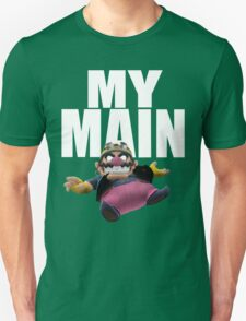 My Main - Wario T-Shirt