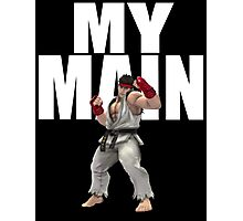 My Main - Ryu Photographic Print