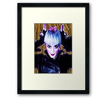 Alix Fox, 2013 Framed Print