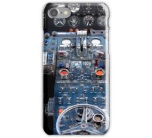 Flying by Boxcar C-82A iPhone Case/Skin