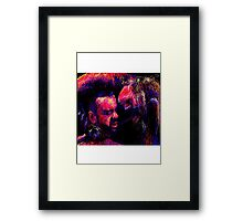 """His Neck, 2013"" by Ms Slide Framed Print"