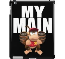 My Main - Diddy Kong iPad Case/Skin
