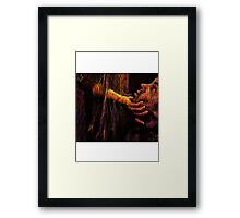 """Beg, 2013"" by Ms Slide Framed Print"