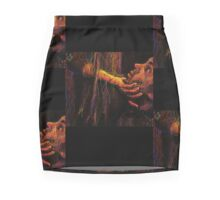 """Beg, 2013"" by Ms Slide Mini Skirt"