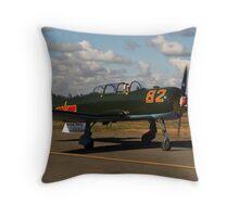 Nanchang Warbird Throw Pillow