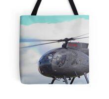 Eyefull of Helicopter Tote Bag