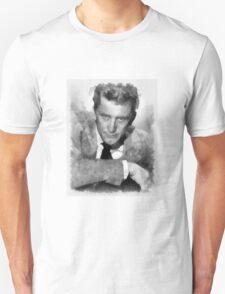 Kirk Douglas Actor by John Springfield Unisex T-Shirt