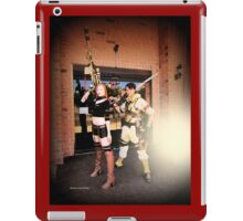 Brave Space Travellers iPad Case/Skin