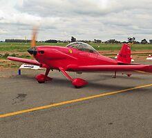 RV4 Departing by David Hunt