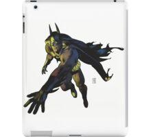 Batman Running iPad Case/Skin