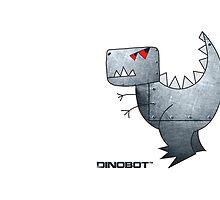 Dinobot by marv42