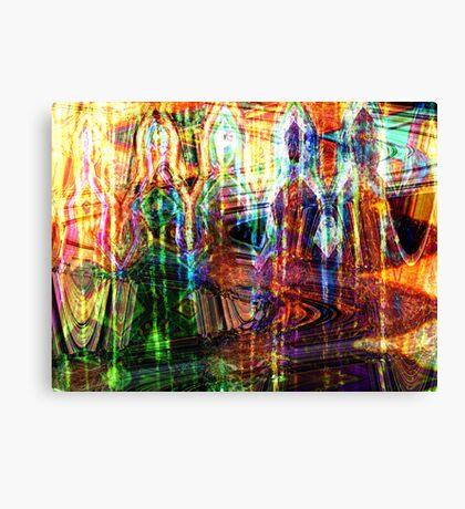 Lovely Colour. Canvas Print