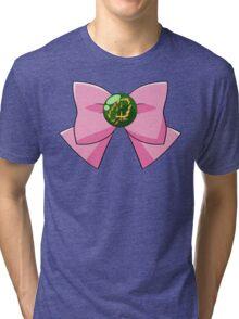 Sailor Jupiter Bow Tri-blend T-Shirt