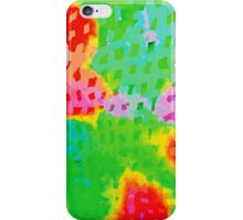 Colorful Abstract Watercolor Painting Background iPhone Case/Skin