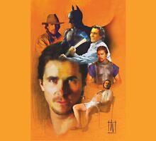 Christian Bale Poster Unisex T-Shirt