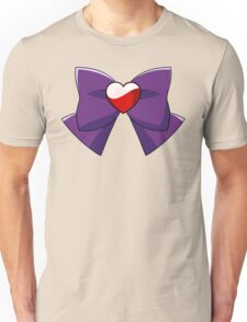 Super Sailor Mars Bow Unisex T-Shirt
