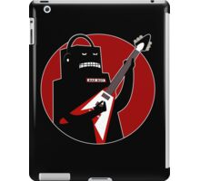Badbot in Black and Red iPad Case/Skin