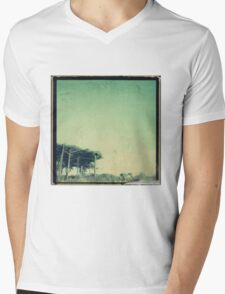 TREES 15 Mens V-Neck T-Shirt