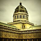 Royal Exhibition Building by Angie Muccillo