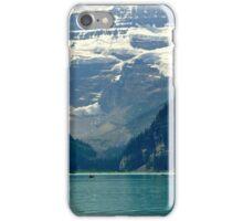 Lake Louise, Alberta, 2015 iPhone Case/Skin