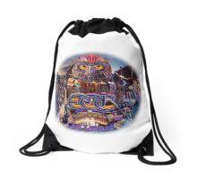 EDC 2015 Owl Drawstring Bag