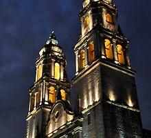 Catedral de Nuestra Señora de la Purísima Concepcíon II by Valerie Rosen