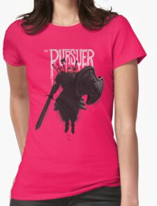 The Pursuer Womens Fitted T-Shirt