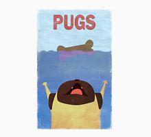 PUGS Fake Movie Poster Unisex T-Shirt