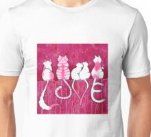 Tails of Love Unisex T-Shirt