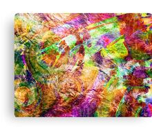 Abstract Bouquet. Canvas Print