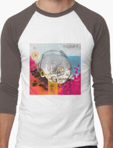 You Look At Me & I Look At You. Men's Baseball ¾ T-Shirt