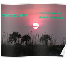 Banner entry for Florida the Sunshine State Poster