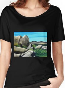 Scenic View Women's Relaxed Fit T-Shirt