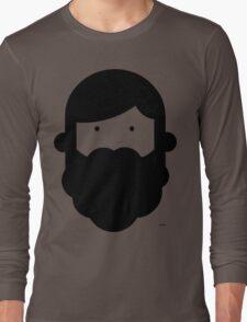 GBwB Large Face Logo Long Sleeve T-Shirt