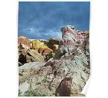 Paint Mines Poster