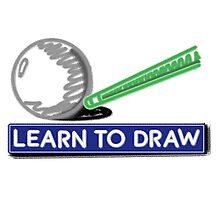 Learn to Draw Photographic Print