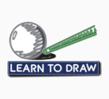 Learn to Draw Kids Tee