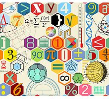 MATH! Photographic Print