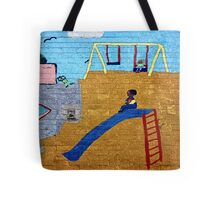Children At Play #1a Tote Bag