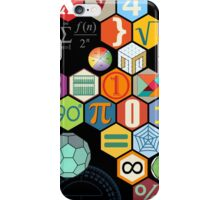 Math in black! iPhone Case/Skin