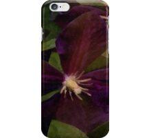 Wet Velvet iPhone Case/Skin