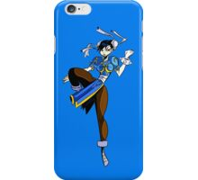 Chun Li - Streetfighter  iPhone Case/Skin