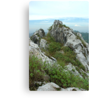 karst mountain Canvas Print