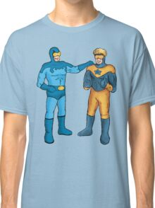 Booster Gold and Blue Beetle Classic T-Shirt