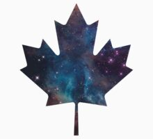 Maple Leaf Nebula by everyonedesigns