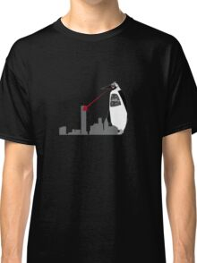 Robopenguin on the Rampage Classic T-Shirt