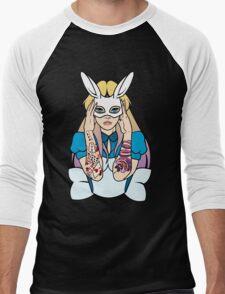 Alice - Alternative Men's Baseball ¾ T-Shirt