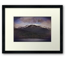 Suddenly It All Becomes Clear Framed Print