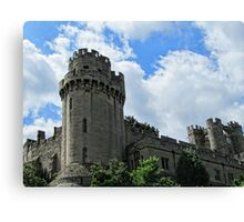 Warwick Castle - England Canvas Print